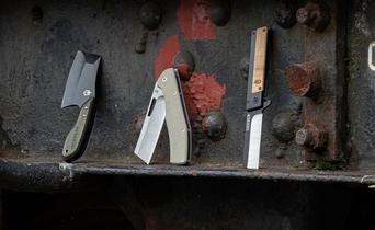 Carryosity #7 Knife Only Edition: Top 3 Modern Gerber Cleaver knives