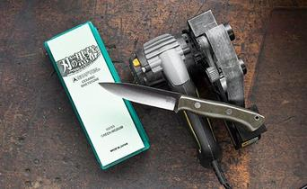 Sharpening your pocket knives? You can do it yourself!