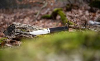 Top-10 premium survival knives