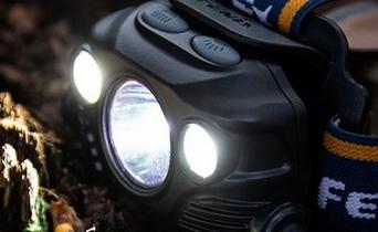 Camping head torches: for hiking trips and at the campsite