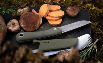 Top 5 best bushcraft knives for food prep
