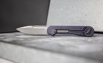 Spotlight: WE Knife 815 Double Helix pocket knife