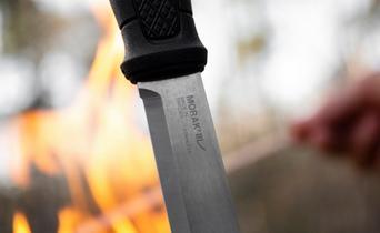 Spotlight: Mora Garberg Multimount bushcraft knife