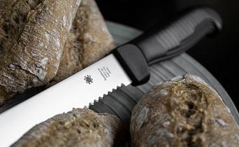 Nouveauté : couteaux de cuisine Spyderco