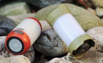 Fenix CL26R camping light | Expert Review by Koen van der Jagt