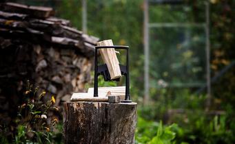 Nieuw: houtklovers