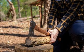 How to: producing kindling