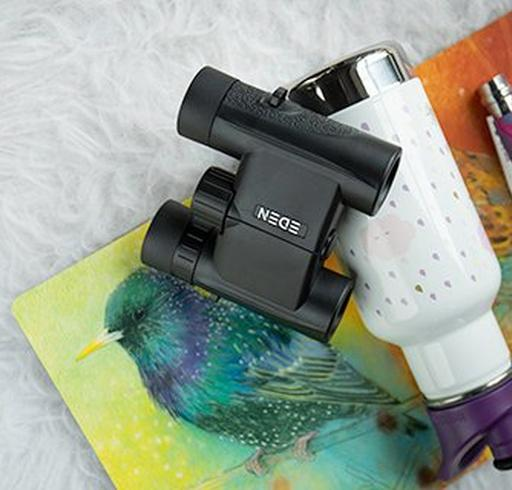 Which binoculars are suited for children?