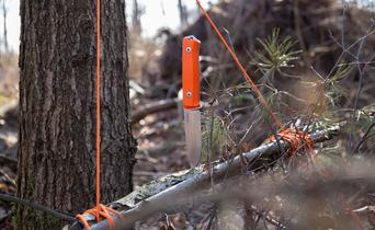 Spotlight: LionSteel B40 bushcraft knife
