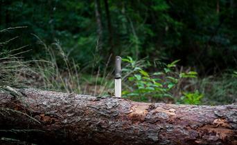 Spotlight: Real Steel Bushcraft Plus Convex 3720 bushcraft knife
