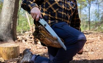How do you maintain your saw?