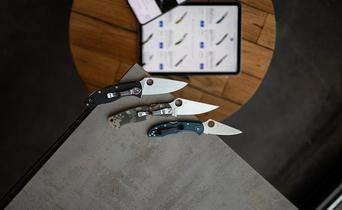 Buying Guide Spyderco knives by collection