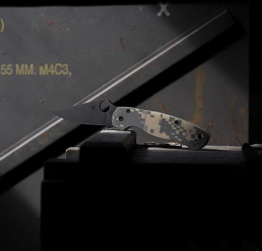 Spyderco ersetzt CPM S30V-Stahl des Paramilitary 2 und Para 3 durch CPM S45VN-Stahl