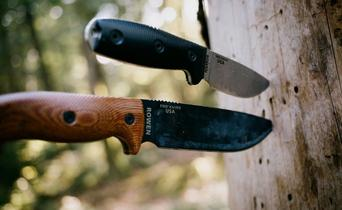 Review: ESEE 3 in S35VN & ESEE 6 with the 3D handles