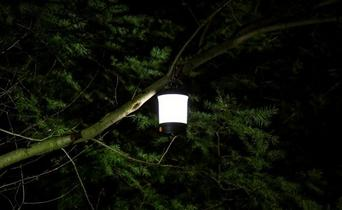 Lights for on the campsite: 3 winners
