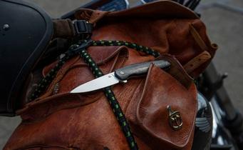 Spotlight: Grailer 2 couteau de poche conçu par Simen Stryckers