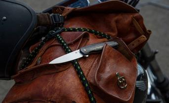 Spotlight: Grailer 2 pocket knife, Simen Stryckers design