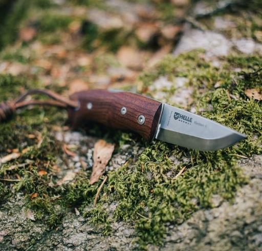 Helle Kletten K: review from a Bushcrafter's perspective, by Padraig Croke