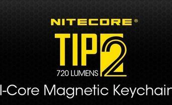 New: NiteCore Tip2