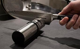 What is the best pull-through knife sharpener?