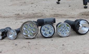 Six powerful torches tested | Expert Review by Koen van der Jagt