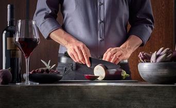 Nouveauté : couteaux de cuisine Wüsthof AEON