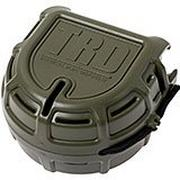Atwood Rope MFG Tactical Rope Dispenser, olive drab