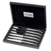 Laguiole en Aubrac Steakmesser-Set 6-teilig Shiny