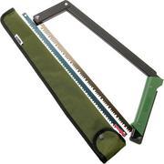 Agawa Boreal21 Green Tripper Kit, zaagset met foedraal en extra zaagblad