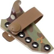 Armatus Carry Architect sheath for the ESEE CR2.5, multicam