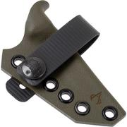 Armatus Carry Architect sheath for the ESEE CR2.5, OD-green