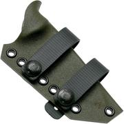 Armatus Carry Architect sheath for the LionSteel M4 G10, od green