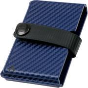Armatus XL Wallet Carbon Blue, portemonnee