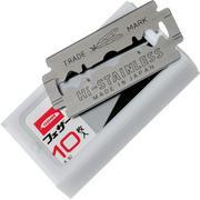 Feather 10 FH-10 Double Edge Razor Blades, lames pour rasoirs de sécurité