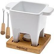 Boska tapas / fondue set oak, 340030