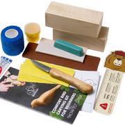 BeaverCraft Comfort Bird Carving Hobby Kit DIY01, wood carving set