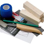 BeaverCraft Wizard Carving Hobby Kit DIY03 wood carving set