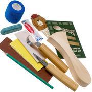 BeaverCraft Love Spoon Carving Hobby Kit DIY04 wood carving set