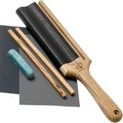 BeaverCraft Stropping Paddle LS5 for wood carving and spoon knives