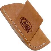 Case Side Draw Belt Sheath Medium 40148 Brown belt sheath