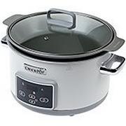 Crock-Pot CR026X Essentials Duraceramic Slow Cooker, 5 l