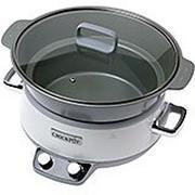 Crock-Pot CR027X Essentials Duraceramic Slow Cooker, 6 l