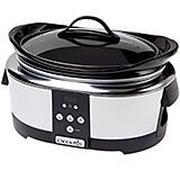 Crock-Pot CR605 Premium Slow Cooker, 5,7 l