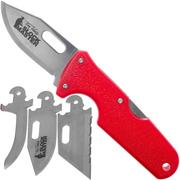 Cold Steel Click N Cut Hunter 40AT Slock Master Messer mit austauschbaren Klingen