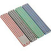 DMT Diamond Sharpener Kit, set van 4 pocketslijpstenen, W4K