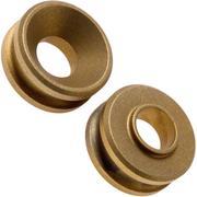 Daily Customs Basic Bead, Brass DSP10007932