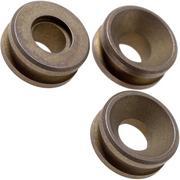 Daily Customs Basic Bead + Coupler, Rusty Titanium DSP10008836