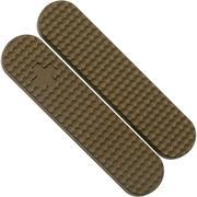 Daily Customs 58.2 Golfball Pattern, Rusty Titanium P10009497 Victorinox greepschalen