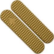 Daily Customs 58.2 Golfball Pattern, Brass P10009498 Victorinox greepschalen