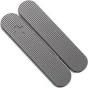 Daily Customs 58.2 Pinstripes Pattern, Titanium P10009499 Victorinox scales